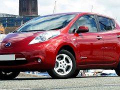 Nissan Leaf Minor Change