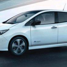 Обзор Nissan Leaf 2018