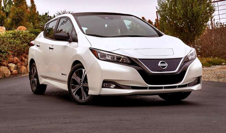 Specs Nissan Leaf 2018