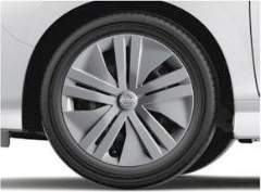 Visia 16 wheel cover Nissan Leaf 2018