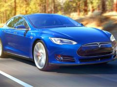 Tesla Network — аренда автомобилей