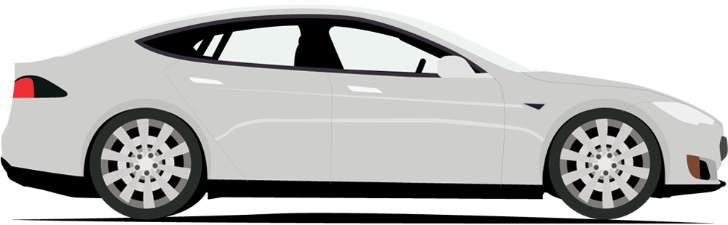 Tesla Model S - history