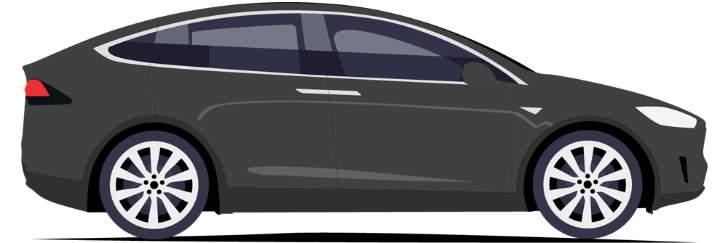 Tesla Model X - history