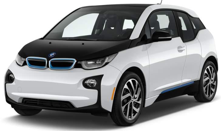BMW i3 vs competitors