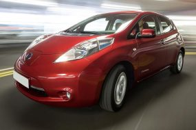 Nissan Leaf 2011 vs 2013