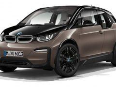 BMW i3 и i3s с увеличенной батареей — старт продаж