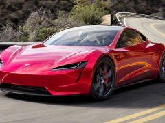 Tesla Roadster — первые характеристики