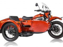 Электрический мотоцикл Урал
