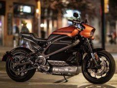 Harley Davidson LifeWire — первая информация