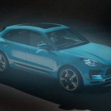 Электрический Porsche Macan — запланирован на 2021 год